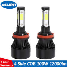 Detail Feedback Questions about <b>Aslent</b> 3 Sides H7 LED H4 HB3 ...