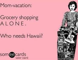 Mom Vacation | Ideas for the House | Pinterest | Mom Meme, Best ... via Relatably.com