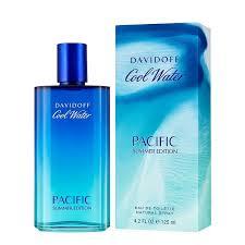 Davidoff <b>Cool Water Pacific Summer</b> Edition Men's Cologne ...