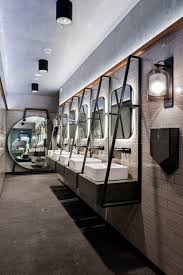 architecture bathroom toilet: mlc centre food court martin place sydney design by luchetti krelle photography