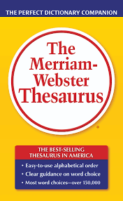 mw thesaurus jpg the merriam webster thesaurus all ages