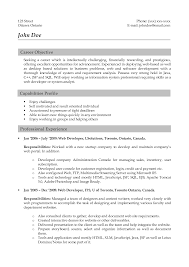 web developer resume template anuvrat info resume format for content developer sample resume content web