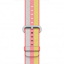 <b>Apple</b> Red Woven <b>Nylon Band</b> для Watch 38/40mm (MPW02 ...