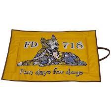 <b>Собака</b> Стив <b>лежак</b>-<b>одеяло</b> для <b>собак</b> синий/оранжевый 60*80 см