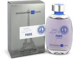 <b>Mandarina Duck Let's Travel</b> To Paris Cologne by Mandarina Duck