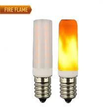 Светодиодная <b>лампа Ecola T25</b> LED Micro 1,0W E14 Flame ...