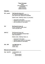 professional resume examples career experience cv resume example image titled write a cv how to make a perfect resume step by step