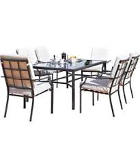 patio table and 6 chairs: buy barcelona  seater patio furniture set at argoscouk your online shop for garden table and chair sets aa new home garden pinterest gardens