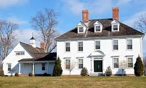 Federal Colonial Style House Plans Greek Revival House  period    Federal Colonial Style House Plans Greek Revival House