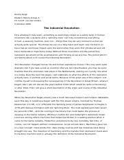 industrial revolution study resources industrial revolution essays