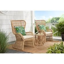 <b>3</b>-<b>Piece</b> - Patio Furniture - Outdoors - The Home Depot