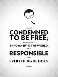 Sartre | Simple Academy via Relatably.com