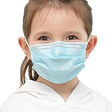 <b>10Pcs Kids Disposable</b> 3 Ply Breathable & Comfortable Anti Dust ...