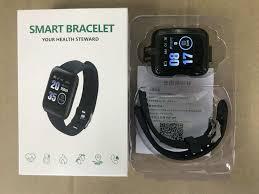 D13 Smart Watches <b>116 Plus</b> Heart Rate Watch Smart <b>Wristband</b> ...
