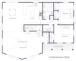Blueprint Software   Try SmartDraw FreeA house design blueprint included   SmartDraw