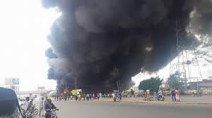 Image result for onitsha tanker fire