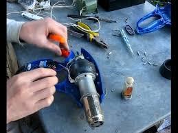 Ремонт термофена - замена термопредохранителя - YouTube