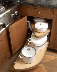 kitchen storage shelflove colors for that deep cabinet corner kitchen cabinetskitchen storageblind