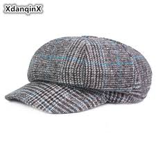 2019 <b>XdanqinX Women's Cap</b> New British Style Retro Berets For ...