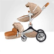 Babyfond2019 new baby stroller <b>high landscape stroller can</b> sit ...