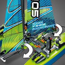 <b>Конструктор Lego Technic Катамаран</b> 42105 купить в интернет ...