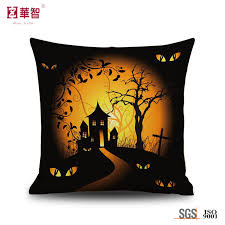 China <b>Halloween</b> Designed <b>Printing Sofa</b> Cushion Cover - China ...