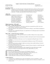 cover letter electronics technician resume samples electronics cover letter electronic technician resume sampleelectronics technician resume samples large size