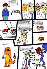 Pokemon Comics | Know Your Meme via Relatably.com