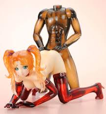 Ryoujoku Guerrilla Gari 3 - Sandy Gregoire DX Figure 10th ... - 1368171004_14079_SandyDX10th1