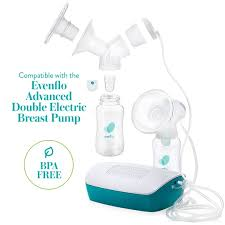 Advanced Double Electric Breast Pump <b>Replacement Parts Kit</b> ...
