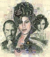 visual ads art charis tsevis azzme mosaic portraits steve jobs dgital art digital art portraits