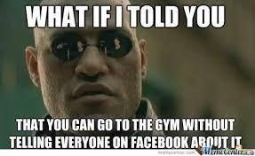 Funny Gym Memes Facebook - funny gym memes facebook and Meme ... via Relatably.com