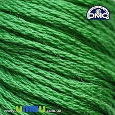 <b>Мулине DMC</b> 0701 Рождественский Зеленый, Св., 8 М (DMC ...
