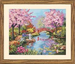 91415 DMS <b>Японский сад раскраска</b> купить в интернет-магазине ...
