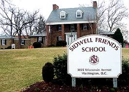 Image result for Sidwell Friends School