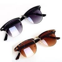 Hot Fashion Eyewear Vintage Retro Unisex Sunglasses Women ...