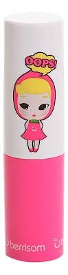 <b>Жидкий гель для губ</b> с тату эффектом Oops Angel Lip Tatoo 3,5мл ...