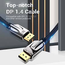 <b>Кабель Vention DisplayPort v1.4</b> 20M/20M - 2м HCABH купить в ...