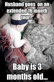 Scumbag Army Wife memes | quickmeme via Relatably.com
