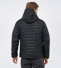 <b>Куртка</b> утепленная мужская <b>Columbia</b> Horizon Explorer™ черный ...