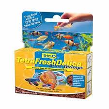 <b>Tetra Fresh Delica Brine Shrimp</b> Fish Treat 16 x 3g | Pets At Home