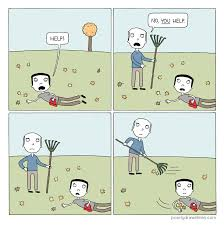 Some of my favorite Poorly Drawn Lines comics - Album on Imgur via Relatably.com