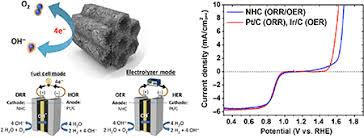 High-performance oxygen reduction and evolution carbon catalysis ...