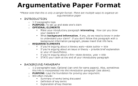 desirable persuasive essay structure  brefash argumentative essay structure how to