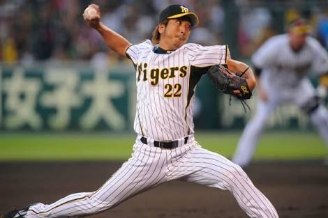 阪神といえばこの男!藤川4年ぶり阪神復帰