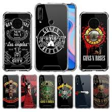 Чехол <b>Guns N Roses</b> Good Time Для Huawei Y9 Y7 Y6 Y5 2019 ...