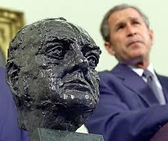 Here's the real story about the Churchill bust in the Oval Office - The ...
