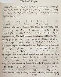 an essay towards a real character and a philosophical language  sample of the quotreal characterquot from the essay joseph moxon created the symbols for the printing of the book