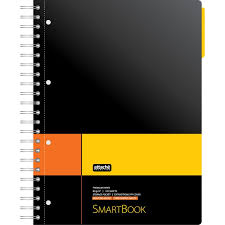 <b>Бизнес</b>-<b>тетрадь Attache Selection Smartbook</b> А4, клетка, спираль ...