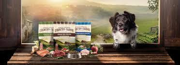 Lancio petfood brand Country Farms - ATC-Linea
